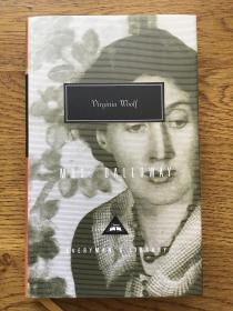 Mrs. Dalloway 达洛维夫人 Virginia Woolf 维吉尼亚·伍尔夫 Everyman's Library 人人文库 全网最低价包邮(人人文库全场2件9.5折,3件9折)