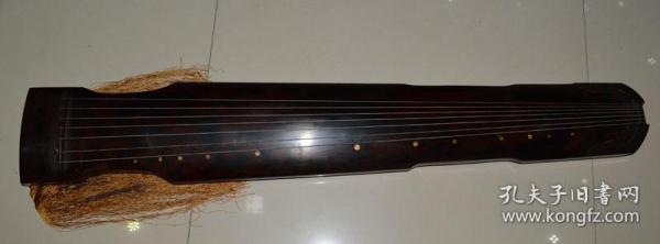 清代樂器古琴老琴收藏