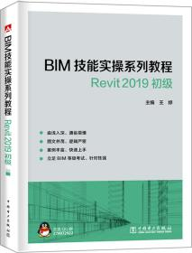 BIM技能实操系列教程Revit2019低级