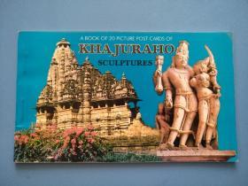 柬埔寨明信片(18張一套)