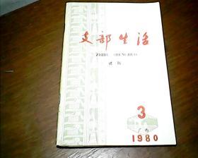 支部生活1980年第3期试刊