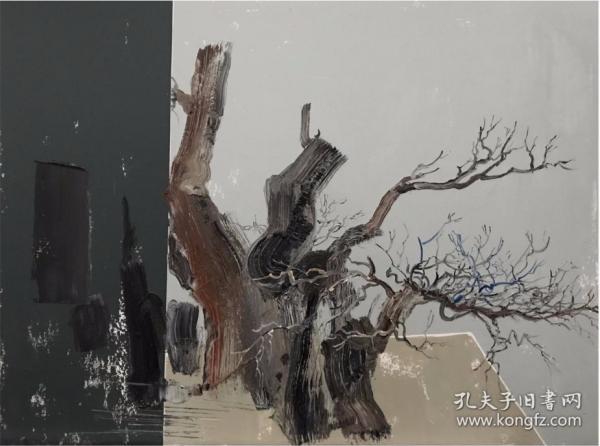 盆景園-冬系列-No1