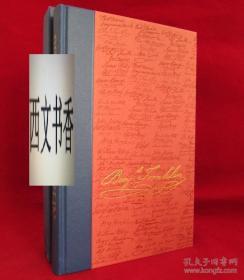 稀少《本杰明·富蘭克林的自傳 》版畫插圖, 1989年出版,精裝。