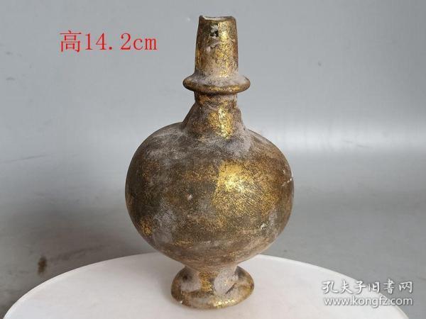 鄉下收的戰漢老琉璃瓶1