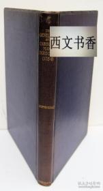 稀缺本,《齊本德爾的家具設計 》63版畫插圖,1910年出版