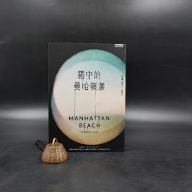 台湾时报版 珍妮佛‧伊根  著 宋瑛堂 译《雾中的曼哈顿滩》