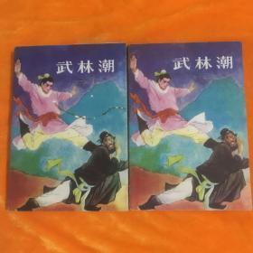 武林潮(上下)