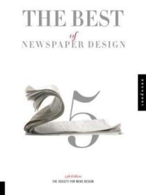The Best Of Newspaper Design, 25th Edition