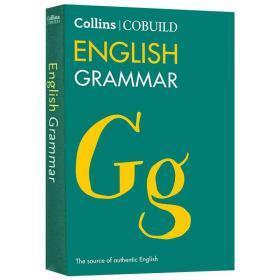 华研原版 柯林斯英语语法大全 英文原版 Collins COBUILD English Grammar 英语语法用法自学参考工具书 全英文版进口书籍
