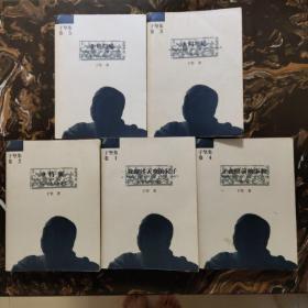 于坚集 全5卷