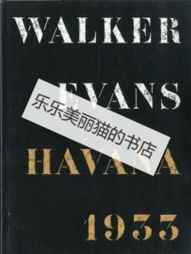 Habana 1933       Walker Evans