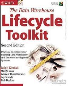 The Data Warehouse Lifecycle Toolkit-数据仓库生命周期工具箱