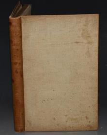 1898年 Nature Poems of George Meredith 乔治·梅瑞狄斯《自然诗集》William Hyde写意石版画插图本 限量375本 大开本品佳