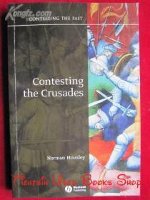 Contesting the Crusades(英语原版 平装本)争夺十字军东征