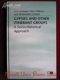 Gypsies and Other Itinerant Groups: A Socio-historical Approach(英语原版 精装本)吉普赛人和其他巡回群体:一种社会历史的方法