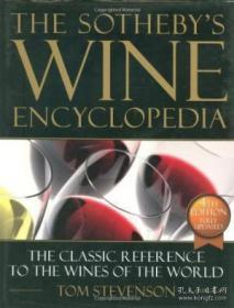The New Sotheby's Wine Encyclopedia, Fourth Edition-新苏富比葡萄酒百科全书,第四版
