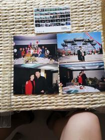 【超珍罕  孙俪 合影 (原版照片,非后期影印)非常青涩,貌似当文艺兵时的照片】 还有其它四张照片,抱狗的貌似孙俪父亲,其中一张36张集成的照片非常模糊,不知道有没有孙俪