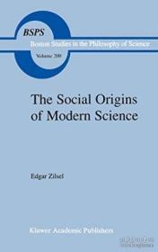 The Social Origins of Modern Science