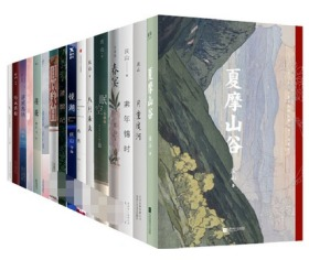 安妮宝贝的书全套16册庆山小说散文正版全集 蔷薇岛屿 素年锦时