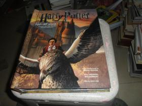 Harry Potter: A Pop-up Book: Based on the Film Phenomenon(里面东西齐全)