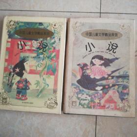 中国儿童文学精品系列             小说