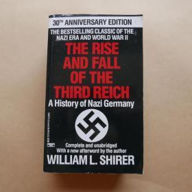 The Rise and Fall of the Third Reich: A History