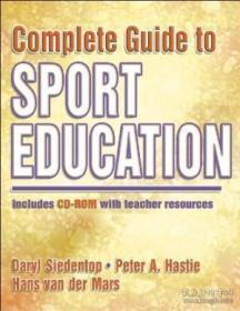 Complete Guide To Sport Education-体育教育完整指南
