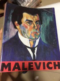 现货 Kazimir Malevich 1878-1935  Jeanne DAndrea  英文原版 马列维奇; 卡济米尔·谢韦里诺维奇·马列维奇; 马列维其