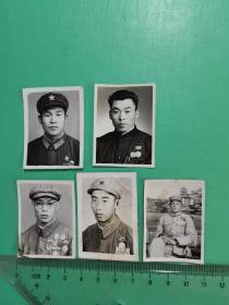 军人照片5张