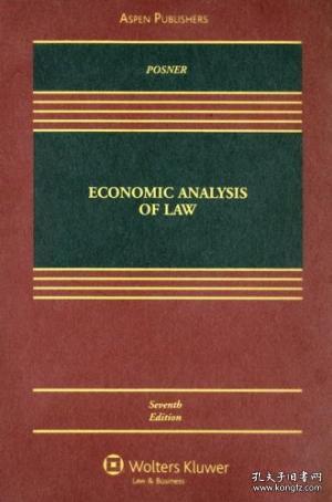 Economic Analysis of Law
