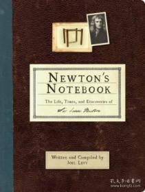 Newton's Notebook-牛顿的笔记本