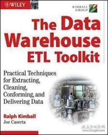The Data Warehouse Etl Toolkit-数据仓库Etl工具包