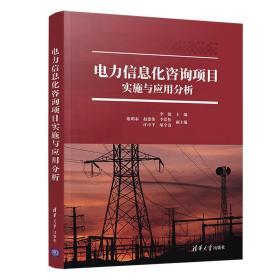 电力信息化咨询项目实施与应用分析