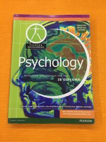 Psychology developed specifically for the IB DIPLOMA  pearson