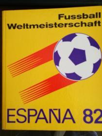1982世界杯画册