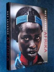 大型画册 DET LEVENDE AFRIKA 生活在非洲