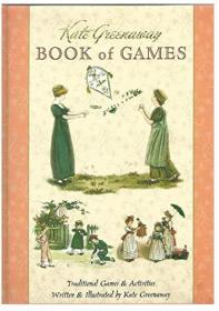 book of games kate greenaway 英文 原版