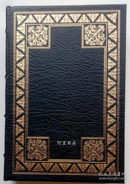 《第二性》波伏娃簽名本名著限量版豪華皮裝本