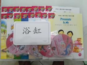 培生兒童英語分級閱讀 5(全套16本,4張DVD+1張CD)