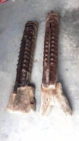 老鍘刀2個完整無修正常使用包老