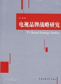 電視品牌戰略研究