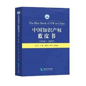 中国知识产权蓝皮书(2018—2019)