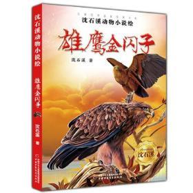 《儿童文学》名家经典书系·沈石溪动物小说绘--雄鹰金闪子
