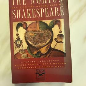 The Norton Shakespeare:Based on the Oxford Shakespeare 莎士比亚全集英文版