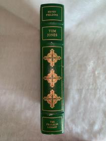 Franklin library真皮限量本:The History of Tom Jones:A Foundling 《弃儿汤姆琼斯史》