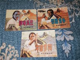 武术家霍元甲(全5册)