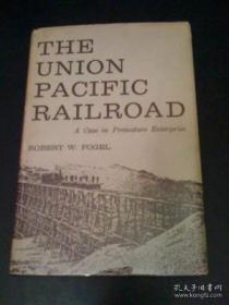 The Union Pacific Railroad-联合太平洋铁路公司