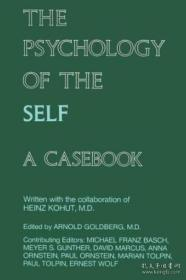 The Psychology Of The Self-自我心理学