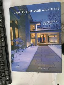 现货!!Charles R.Stinson ArchitectsCharles R. Stinson建筑设计事务所作品集9781864702996