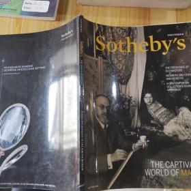 Sotheby's 2015 苏富比